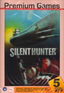 Premium Games 5 культовых игр Silent Hunter (2 DVD) (PC DVD)