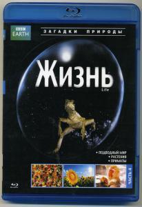 BBC Жизнь 4 Часть (Blu-ray)