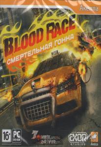 Blood Race Смертельная гонка (PC DVD)