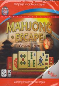 Mahjong Escape Ancient Japan (PC CD)