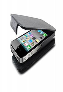 Dexim Supercharged. Аккумуляторные батареи и кожаный чехол для iPhone 4