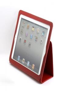 Чехол для iPad 2 Yoobao Leather Case (Red)