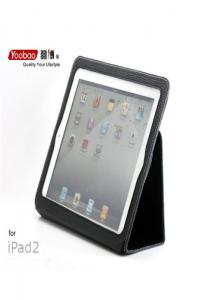Чехол для iPad 2 Yoobao Leather Case (Black)