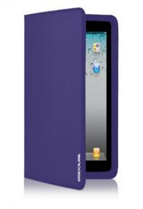 Чехол-обложка Incase Convertible Book Jacket для iPad (фиолетовый)