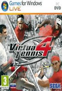 Virtua Tennis 4 (PC DVD)