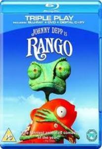Ранго (Blu-ray)