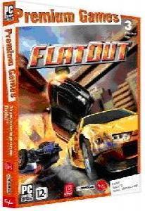 Premium Games 3 культовые игры FlatOut / FlatOut 2 / Flatout Ultimate Carnage (DVD-BOX)