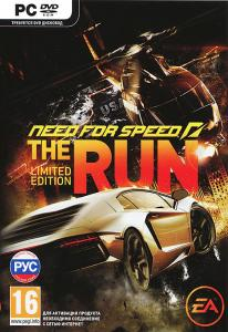 Need for Speed The Run Limited Edition (DVD-BOX)