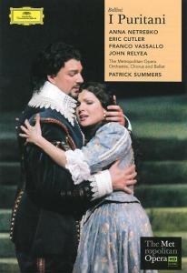 Anna Netrebko Bellini I Puritani (2 DVD)