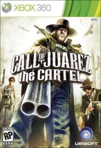 Call of Juarez The Cartel (Xbox 360)