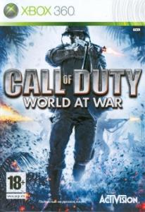 Call of Duty World At War (Xbox 360)