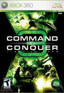 Command And Conquer 3 Tiberium Wars (Xbox 360)
