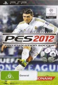 Pro Evolution Soccer 2012 (PSP)