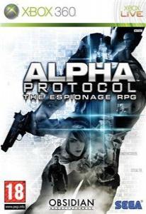 Alpha Protoco (Xbox 360)
