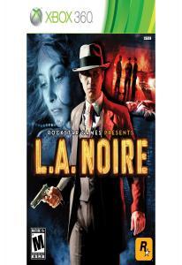 LA Noire (Xbox 360) (3 DVD)