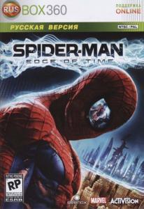 Spiderman Edge of Time (Xbox 360)