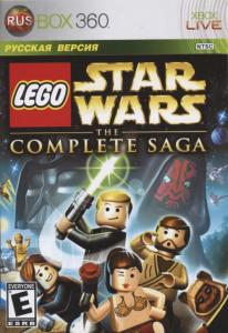 Lego Starwars The Complete Saga (Xbox 360)