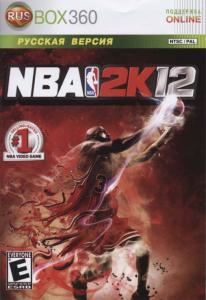 NBA 2K12 (Xbox 360)