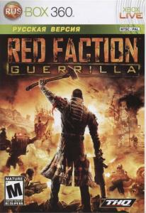 Red faction Guerrilla (Xbox 360)