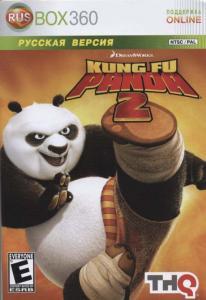 Kung Fu Panda 2  (Xbox 360 Kinect)