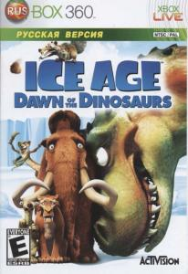Ice Age  Dawn of the Dinosaurs (Xbox 360)