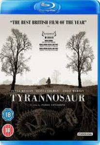 Тиранозавр (Blu-ray)