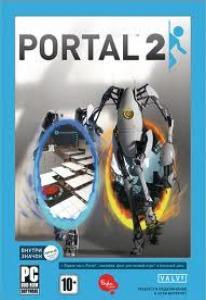 Portal 2 (со значком) (DVD-BOX)