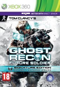 Tom Clancy's Ghost Recon Future Soldier Signature Edition (Xbox 360)