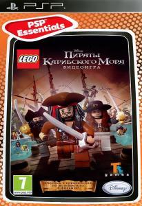 LEGO Пираты Карибского моря Essentials (PSP)