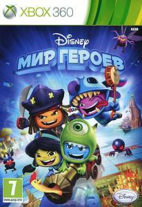 Disney Мир героев (Xbox 360)