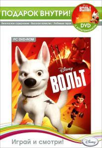 Вольт (DVD-BOX) (  DVD фильм Вольт)
