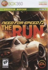 Need for Speed The Run Limited Edition (Xbox 360)