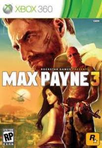 Max Payne 3 (Xbox 360) (2 DVD)
