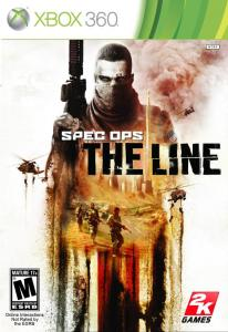 Spec Ops The Line (Xbox 360)