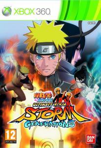 Naruto Ultimate Ninja Storm Generations (Xbox 360)