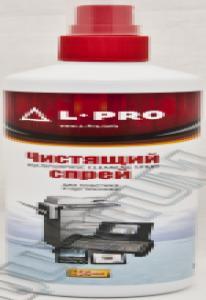 1204 L-Pro - спрей д/ пластика и оргтехники (250 мл)