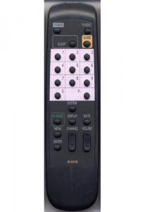 Пульт ДУ AIWA RC-6VT06 orq dox(TV)