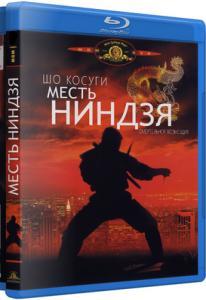 Месть ниндзя (Blu-ray)