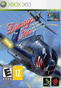 Damage Inc Pacific Squadron of WWII (Xbox 360)