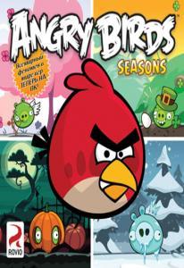 Angry Birds Seasons (PC DVD)