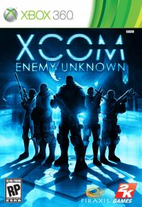 XCOM Enemy Unknown (Xbox360)