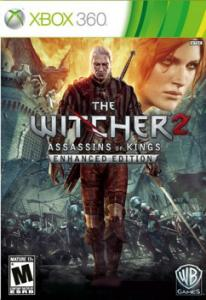 The Witcher 2 Assassins of Kings (Ведьмак 2 Убийцы королей) (2 Xbox 360)
