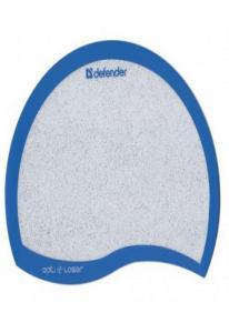 Коврик для мышки Defender opti-laser пластиковый синий 50513