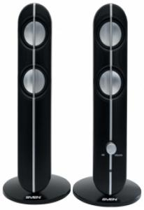 Колонки Sven 260 RMS black 2,0  2х3.0 Вт