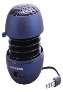 Колонки Sven Boogie Ball 2.4Bт  синий