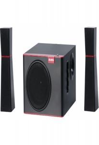 Колонки Sven MS-1000  комплект 2.0 2х3Вт  черный