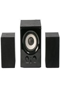 Колонки Sven MS-80  2,1( 5,0 Вт 2х1,0Вт) черный