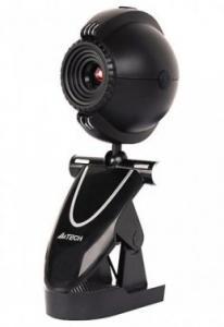 Вэб-камера A4-PK-30MJ,разр до 5млн.пикс, USB 2.0, микрофон, кр для ноут LCD