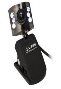 Веб-камера  L-PRO 1183 микрофон до 5MP