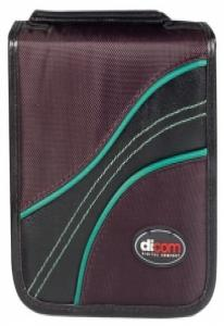 Портмоне Dicom  A40 CD Aqua ткань 124